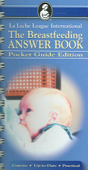 The Breastfeeding Answer Book Book