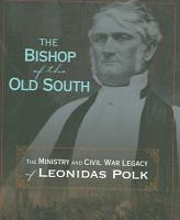 The Bishop of the Old South PDF