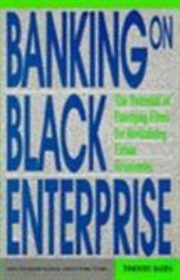 Banking on Black Enterprise