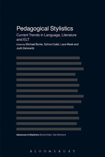 Pedagogical Stylistics PDF