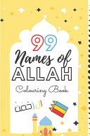 99 Names of Allah Colouring Book