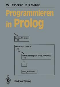 Programmieren in Prolog PDF