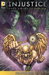 Injustice: Gods Among Us: Year Five (2015-) #8
