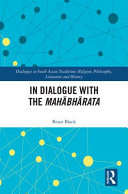 In Dialogue with the Mah  bh  rata PDF