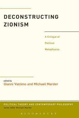 Deconstructing Zionism