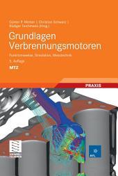 Grundlagen Verbrennungsmotoren: Funktionsweise, Simulation, Messtechnik, Ausgabe 5