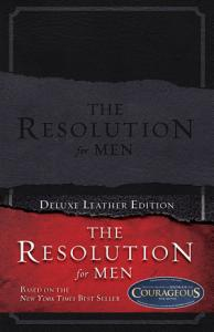 The Resolution for Men  LeatherTouch