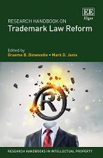Research Handbook on Trademark Law Reform