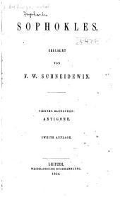 Sophokles: Bände 4-6