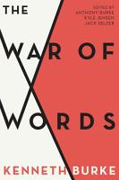 The War of Words PDF