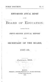 Annual Report of the Board of Education: Volume 52
