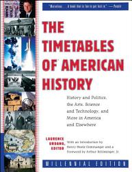 The Timetables Of American History Book PDF