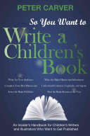 So You Want to Write a Children s Book PDF