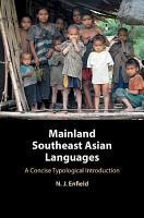 Mainland Southeast Asian Languages PDF