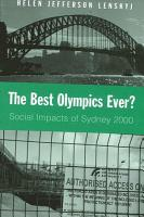 Best Olympics Ever   The PDF