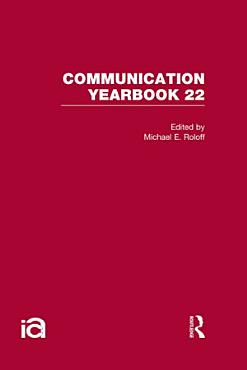 Communication Yearbook 22 PDF