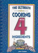 The Ultimate Cooking with 4 Ingredients PDF