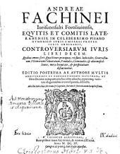 Controversiarum iuris libri decem