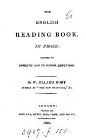 The English reading book, in prose