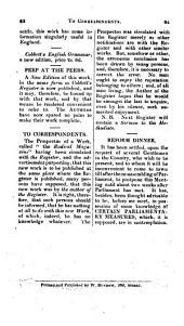 Cobbett's Political Register: Volumes 38-39