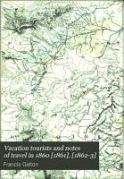 Vacation Tourists and Notes of Travel PDF