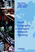 Retail Geography And Intelligent Network Planning