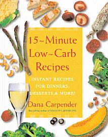 15 Minute Low Carb Recipes