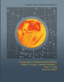 Introduction to Mathematical Statistics PDF