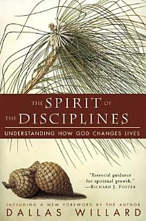 The Spirit of the Disciplines Book