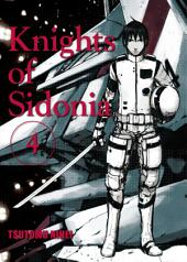 Knights of Sidonia: Volume 4