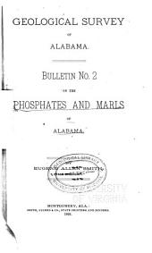 Statistics of the Mineral Production of Alabama: Issue 2