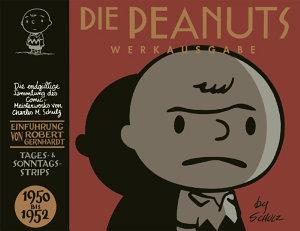 Peanuts Werkausgabe 1 1950 1952