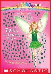 Jewel Fairies #3: Emily the Emerald Fairy