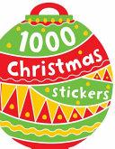 1000 Stickers  Christmas PDF