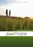 NIV  Find Hope  VerseLight Bible  eBook PDF