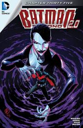 Batman Beyond 2.0 (2013-) #35
