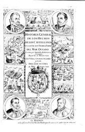 Historia general de los hechos de los castellanos en las islas y tierra firme del mar oceano: Volumen 3