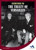 Eyewitness to the Treaty of Versailles PDF
