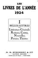 Download Les Livres de L ann  e Book
