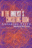 In the Analyst s Consulting Room PDF