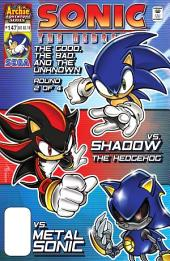 Sonic the Hedgehog #147