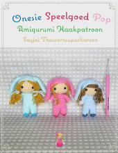 Onesie Speelgoed Pop Amigurumi Haakpatroon
