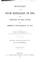 History of the Irish Rebellion in 1798 PDF