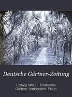 Deutsche G  rtner Zeitung PDF
