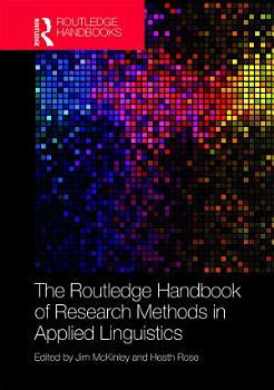 The Routledge Handbook of Research Methods in Applied Linguistics PDF