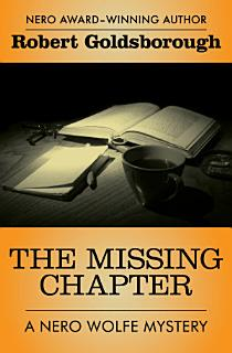 The Missing Chapter Book