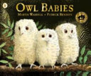 Owl Babies 25th Anniversary Edition Book