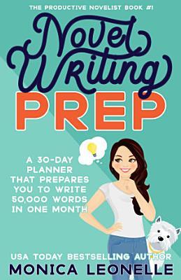 Novel Writing Prep PDF