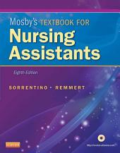 Mosby's Textbook for Nursing Assistants - Soft Cover Version: Edition 8