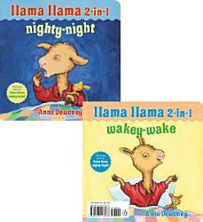 Llama Llama 2 In 1 Wakey Wake Nighty Night Book PDF